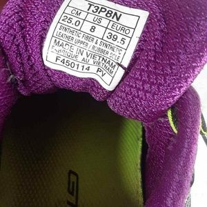 Asics Shoes - ASICS Womens GT-2000 Running Shoes Gray Mesh